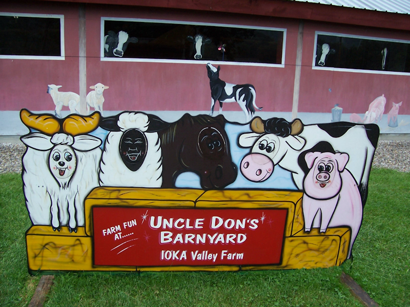 uncle dons barnyard